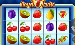 Jocul de cazino online Royal 7 Fruits gratuit