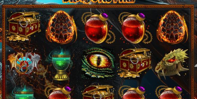 Super Dragons Fire gratis joc ca la aparate online