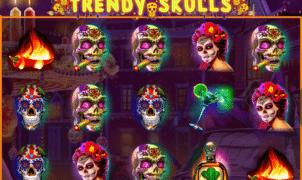 Jocuri Pacanele Trendy Skulls Online Gratis