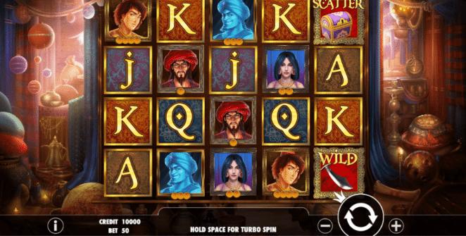 Aladdins Treasure gratis joc ca la aparate online