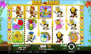 Joaca gratis pacanele Bee Land online