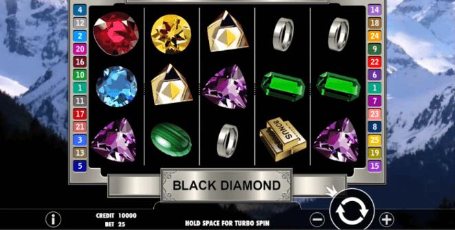 Black Diamond gratis joc ca la aparate online
