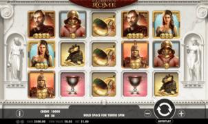 Joaca gratis pacanele Glorious Rome online