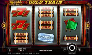 Jocuri Pacanele Gold Train Online Gratis