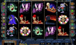 Jocul de cazino online Grave Grabbers gratuit