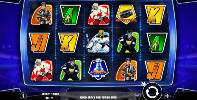 Joaca gratis pacanele Hockey League Wild Match online