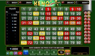 Jocul de cazino online Keno Universe gratuit
