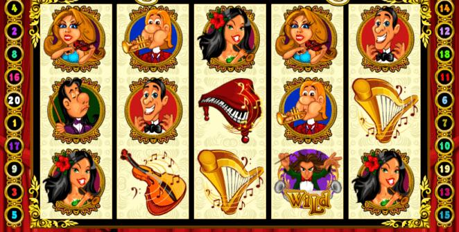 Joaca gratis pacanele Mad Orchestra online