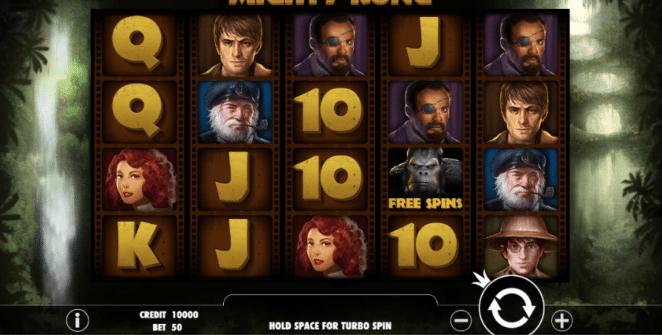 Mighty Kong gratis joc ca la aparate online