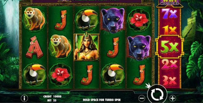 Jocuri Pacanele Panther Queen Online Gratis