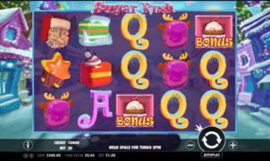 Jocul de cazino online Sugar Rush Winter gratuit