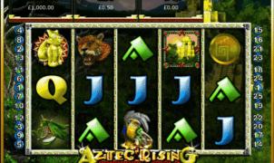 Jocuri Pacanele Aztec Rising Online Gratis