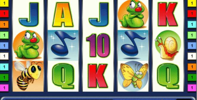 Jocul de cazino online Beetle Mania gratuit