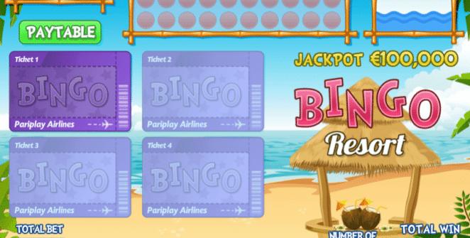 Jocul de cazino onlineBingo Resortgratuit