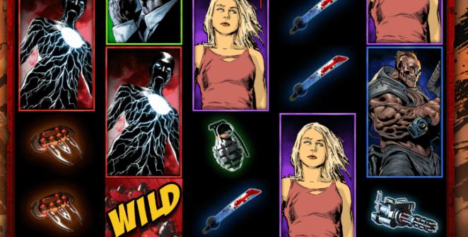 Jocul de cazino online Bloodshot gratuit