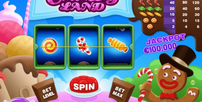 Jocul de cazino online Candy Land PariPlay gratuit