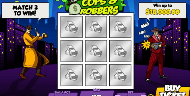 Cops and Robbers gratis joc ca la aparate online