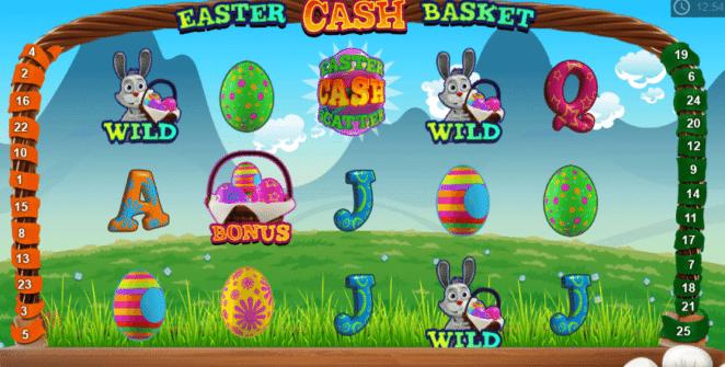 Jocuri Pacanele Easter Cash Basket Online Gratis