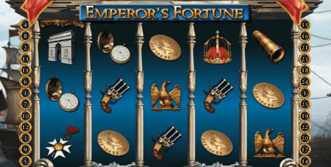 Emperors Fortune gratis joc ca la aparate online