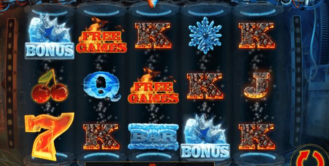 Jocul de cazino online Fire Vs Ice gratuit