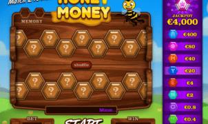 Joaca gratis pacanele Honey Money PariPlay online