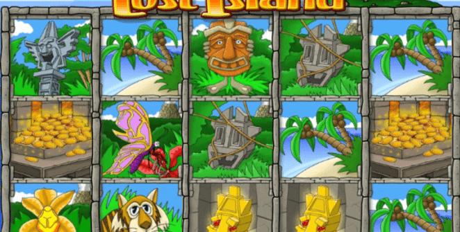 Lost Island gratis joc ca la aparate online