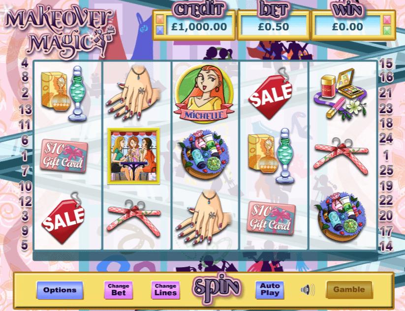 Make Over Magic gratis joc ca la aparate online