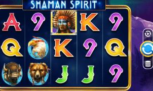 Jocul de cazino online Shaman Spiritgratuit