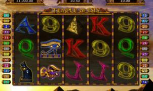 Jocul de cazino online Temple Of Isis gratuit