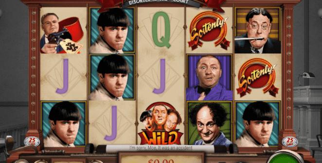 The Three Stooges gratis joc ca la aparate online