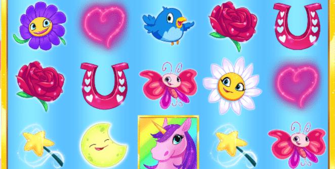 Unicorn Bliss gratis joc ca la aparate online