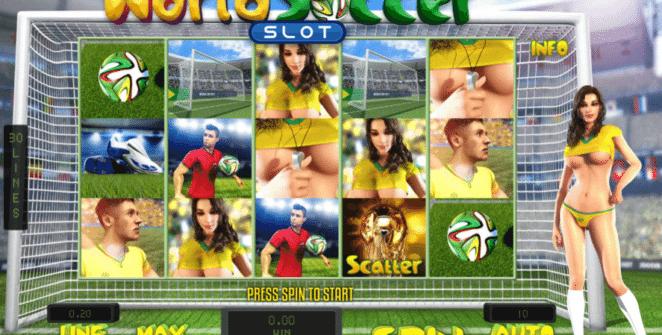 Jocuri Pacanele World Soccer Slot Online Gratis