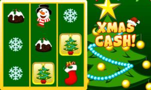 Joaca gratis pacanele Xmas Cash online