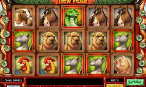 Chinese New Yeargratis joc ca la aparate online