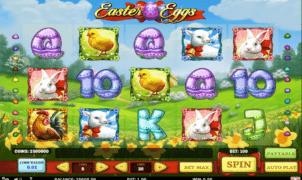 Jocul de cazino onlineEaster Eggsgratuit