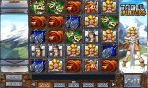 Jocul de cazino online Troll Hunters gratuit