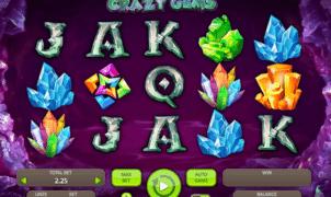 Joaca gratis pacanele Crazy Gems online