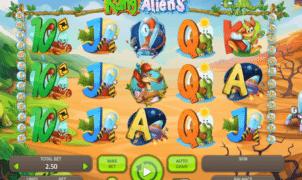 Kangaliens gratis joc ca la aparate online