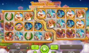 Thunder Zeus gratis joc ca la aparate online