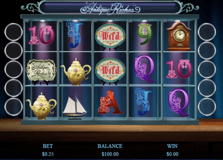 Jocul de cazino onlineAntique Richesgratuit
