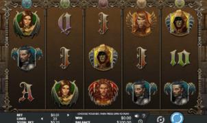 Jocuri Pacanele Game of Swords Online Gratis