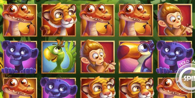 Jr. Jungle gratis joc ca la aparate online
