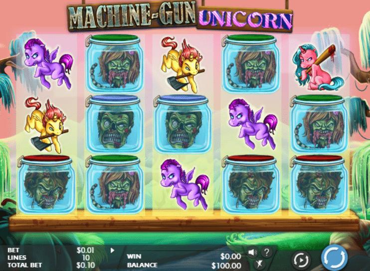 Machine-Gun Unicorngratis joc ca la aparate online