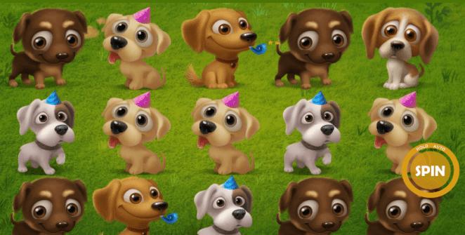 Puppy Party gratis joc ca la aparate online