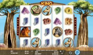 Jocuri Pacanele Savanna King Online Gratis