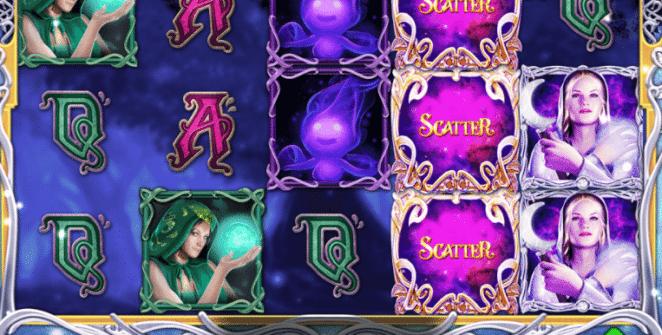Joaca gratis pacanele Sorcerers of the Night online