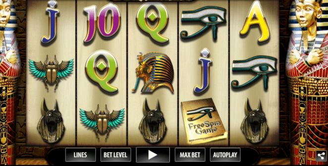 Jocul de cazino online Book Of Pharaon gratuit