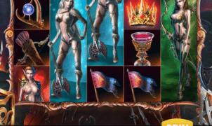 Jocuri Pacanele Elven Princesses Online Gratis