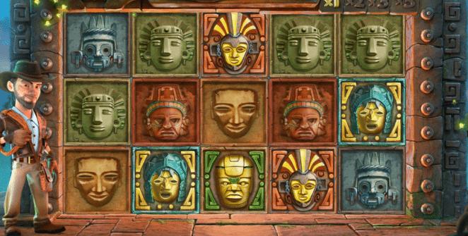 Jocul de cazino online Indianas Quest gratuit