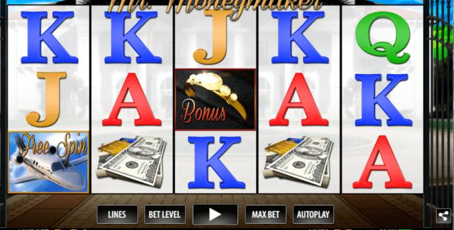 Jocuri Pacanele Mr Money Maker Online Gratis
